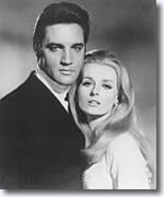 Celest with Elvis in Yarnall movie