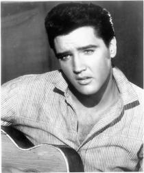 Elvis Presley singing sadly song
