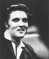 Elvis Presley smiling_young