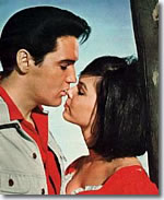Elvis and yvonne_craig in Kissn' Cousine