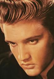 Handsome Elvis Presley